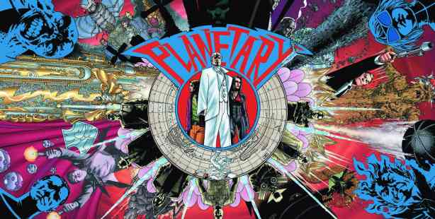 Finally Planetary Has Come Back to Comic Shops