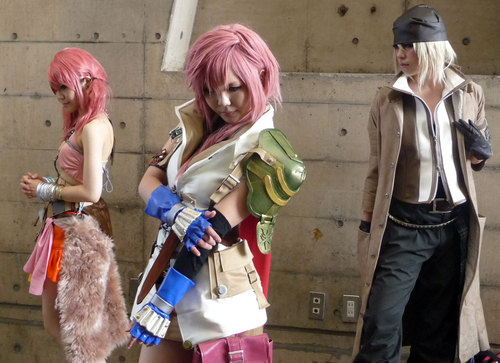 Cosplay FF13