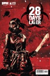 28 Days Later #4 Cover A