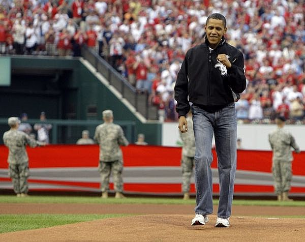 Obama Jeans