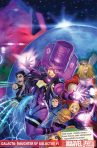Galacta Daughter of Galactus #1