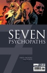 7 Psychopaths #1 Cover