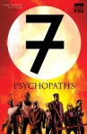 7 Psychopaths  #2 Cover