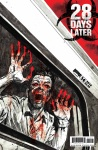 28 Days Later #14 Cover